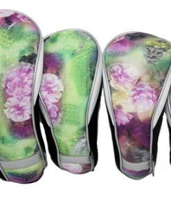 Night Orchid Golf Headcovers