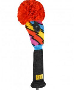just4golf captain thunderbolt fairway golf headcover