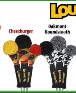 Loudmouth Knit Golf Headcovers