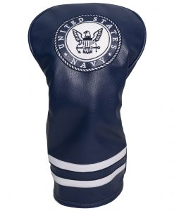 US Navy Vintage Golf Headcover
