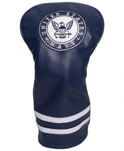 US Navy Vintage Golf Headcover