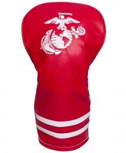 US Marines Vintage Golf Headcover