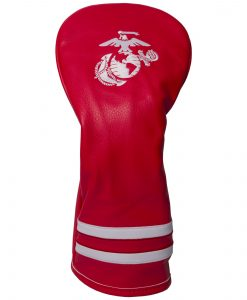 US Marines Vintage Fairway Golf Headcover