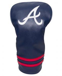 Atlanta Braves Vintage Driver Golf Headcover