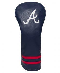 Atlanta Braves Vintage Fairway Golf Headcover