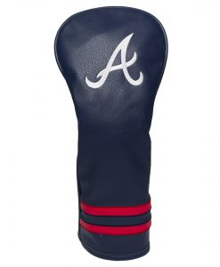 Atlanta Braves Vintage Fairway Golf Headcover