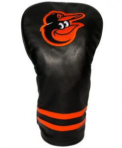 Baltimore Orioles Vintage Driver Golf Headcover