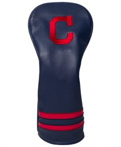 Cleveland Indians Vintage Fairway Golf Headcover