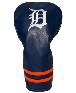 Detroit Tigers Vintage Driver Golf Headcover