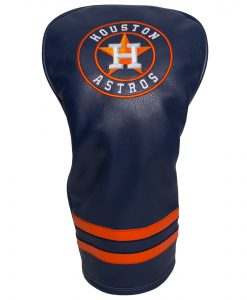 Houston Astros Vintage Driver Golf Headcover