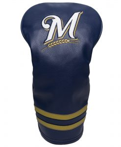 Milwaukee Brewers Vintage Driver Golf Headcover