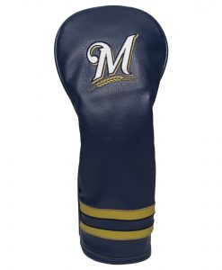 Milwaukee Brewers Vintage Fairway Golf Headcover