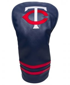 Minnesota Twins Vintage Driver Golf Headcover