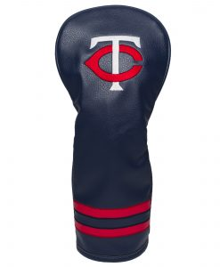 Minnesota Twins Vintage Fairway Golf Headcover