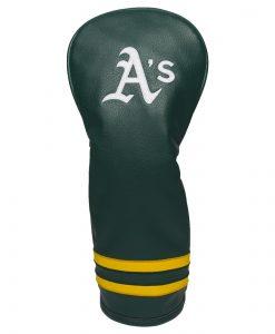 Oakland Athletics Vintage Fairway Golf Headcover