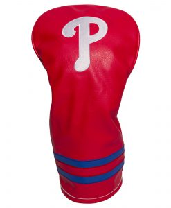Philadelphia Phillies Vintage Driver Golf Headcover