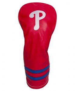 Philadelphia Phillies Vintage Fairway Golf Headcover.