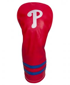 Philadelphia Phillies Vintage Fairway Golf Headcover.