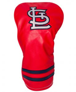St Louis Cardinals Vintage Driver Golf Headcover