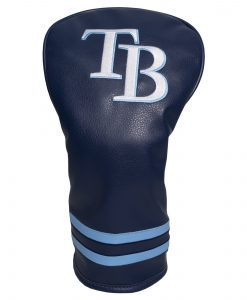 Tampa Bay Rays Vintage Driver Golf Headcover