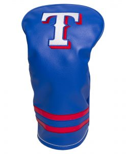 Texas Rangers Vintage Driver Golf Headcover