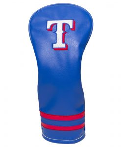Texas Rangers Vintage Fairway Golf Headcover