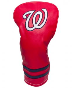Washington Nationals Vintage Driver Golf Headcover