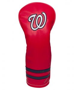Washington Nationals Vintage Fairway Golf Headcover