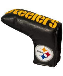Pittsburgh NFL Vintage Blade Putter Cover