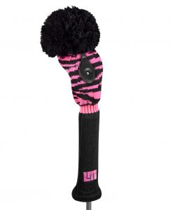 Loudmouth Pink Tarzan Fairway Golf Headcover
