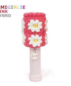 AmiGirlie Pink Hybrid Golf Headcover