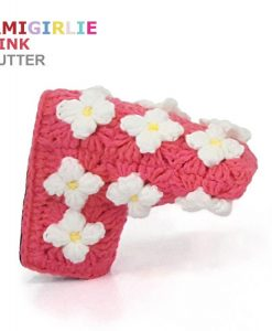 AmiGirlie Pink Putter Golf Headcover