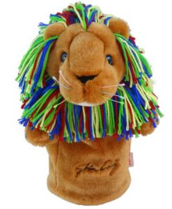 John Daly Lion Golf Headcover