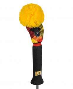 loudmouth cheezburger fairway golf headcover