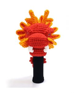 Red Dragon Golf Headcover