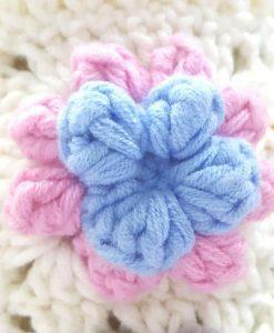 AmiGirlie White Flower pic