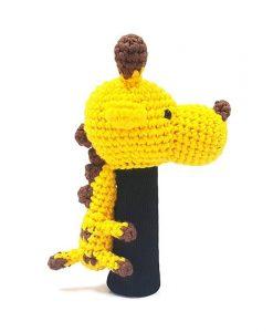 amimono giraffe yellow hybrid side