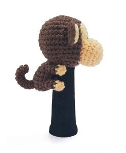 amimono monkey brown hybrid side