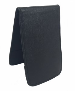 Black Scorecard and yardage book holder