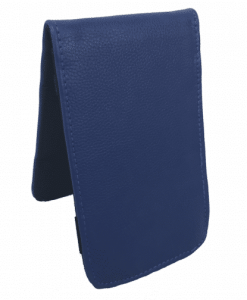 Blue Scorecard Yardage Book Holder