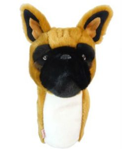 Frenchie Golf Headcover