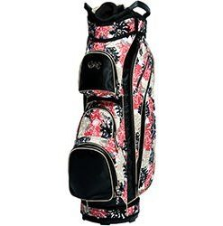 gloveit coral reef cart golf bag
