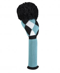 Diamond Turquoise Driver Golf Headcover