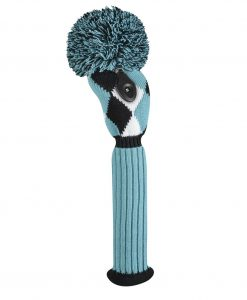 Diamond Turquoise Fairway Golf Headcover