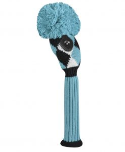 Diamond Turquoise Hybrid Golf Headcover