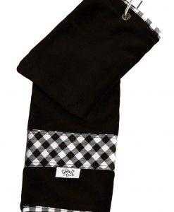 gloveit checkmate golf towel