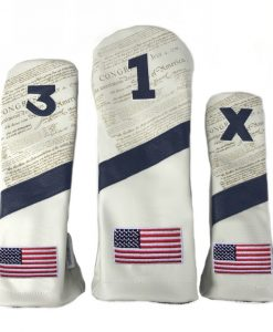 Declaration of Independence Golf Headcover Set