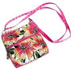 gloveit sangria 2 zip carry all bag