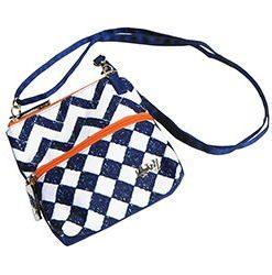 gloveit coastal tile 2 zip carry all bag