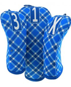 Blue Skies Golf Headcover Set